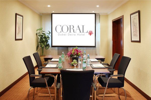 Coral Dubai Deira Hotel - фото 18