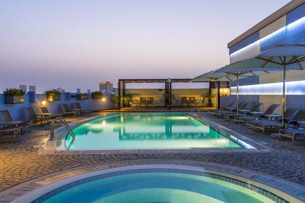 Coral Dubai Deira Hotel - фото 20