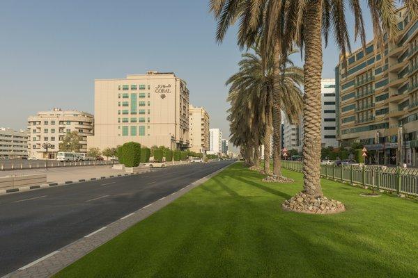 Coral Dubai Deira Hotel - фото 22