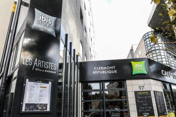 Inter-Hotel Republique - фото 14
