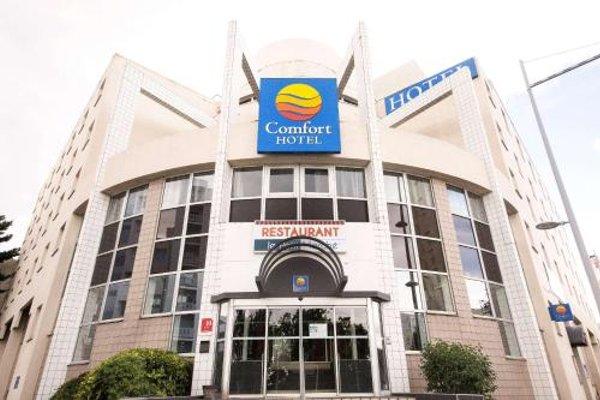 Comfort Hotel Clermont Saint Jacques - фото 22