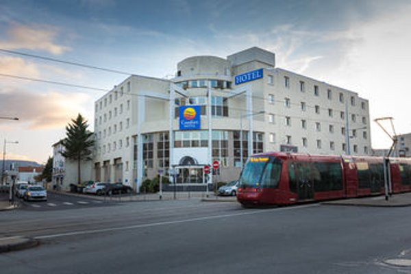 Comfort Hotel Clermont Saint Jacques - фото 23