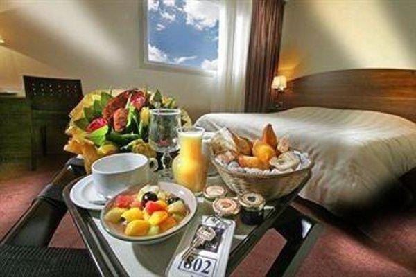 Kyriad Hotel Clermont Ferrand Centre - фото 12