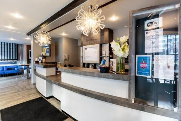 Kyriad Hotel Clermont Ferrand Centre - фото 15