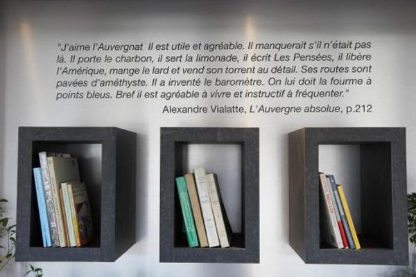 Best Western Plus Hotel Litteraire Alexandre Vialatte - 15