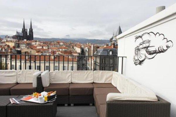Best Western Plus Hotel Litteraire Alexandre Vialatte - 21