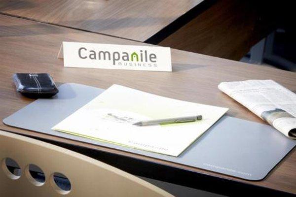 Campanile Clermont Ferrand Le Brezet - La Pardieu - 19