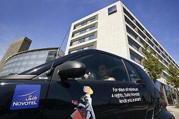 Novotel Suites Clermont Ferrand Polydome - фото 22