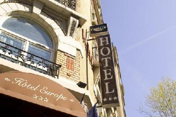 Hotel Residence Europe - 23