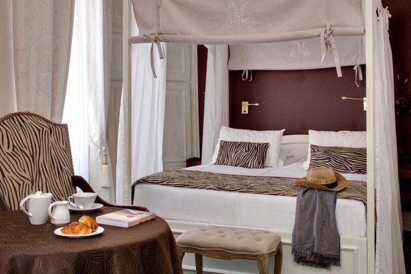 Отель «Hostelerie Le Marechal» - фото 50