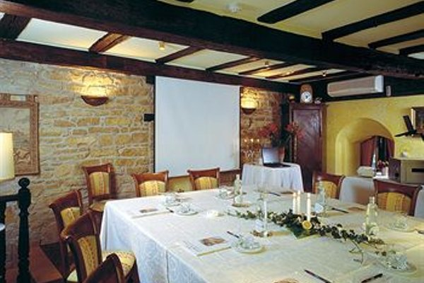 Отель «Hostelerie Le Marechal» - фото 13