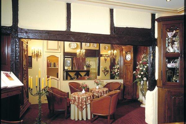 Отель «Hostelerie Le Marechal» - фото 15