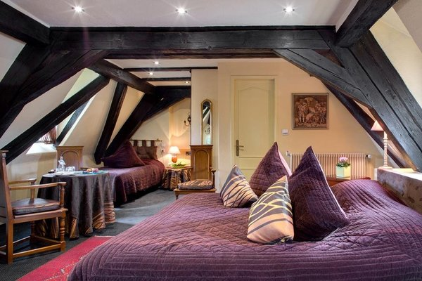 Отель «Hostelerie Le Marechal» - фото 16