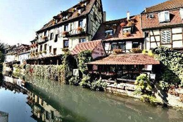 Отель «Hostelerie Le Marechal» - фото 20
