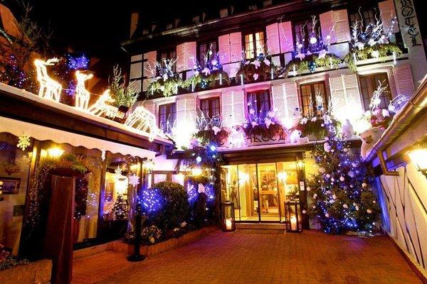 Отель «Hostelerie Le Marechal» - фото 22