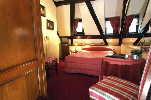Отель «Hostelerie Le Marechal» - фото 3