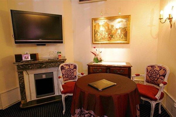 Отель «Hostelerie Le Marechal» - фото 5