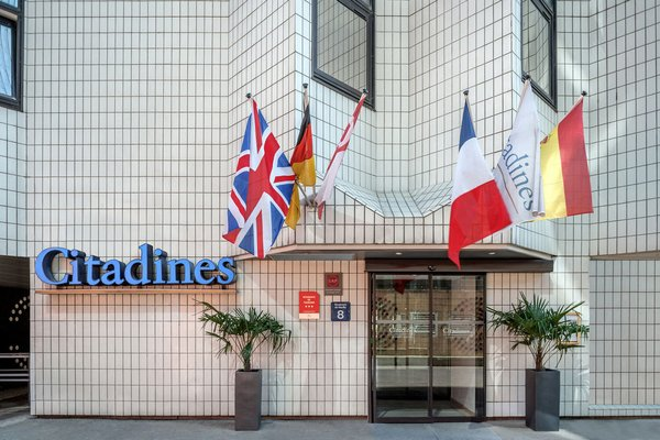 Citadines La Defense Paris - 19