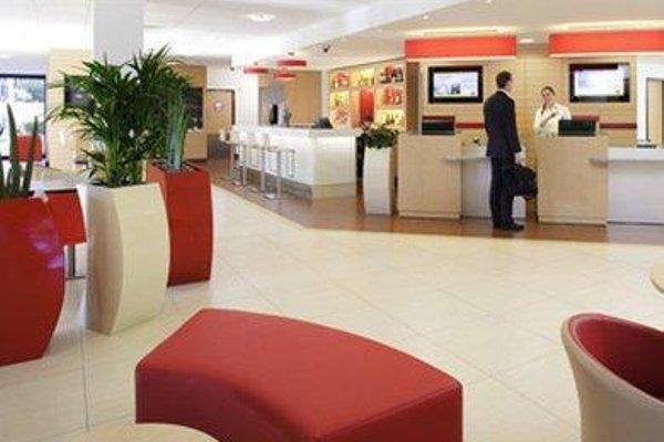 Hotel ibis Dijon Centre Clemenceau - 15