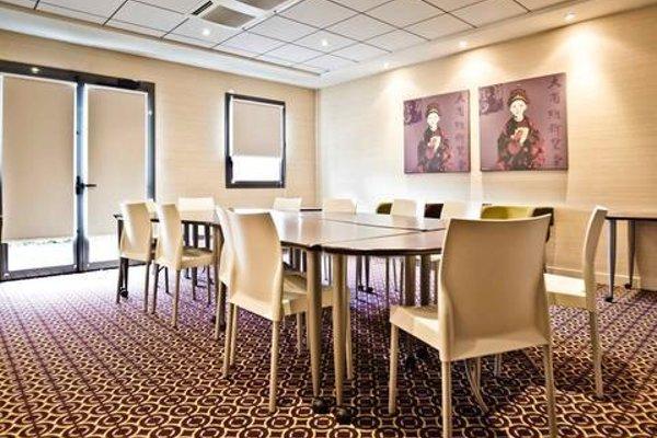 Hotel ibis Dijon Centre Clemenceau - 16