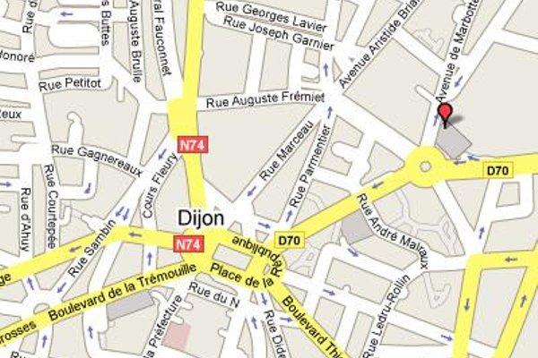 Hotel ibis Dijon Centre Clemenceau - 19