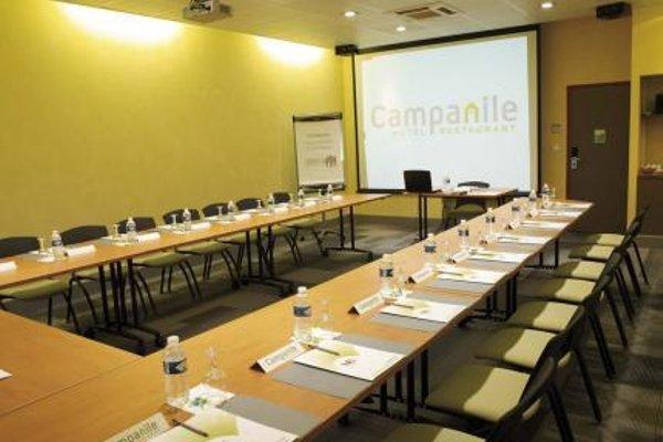 Campanile Dijon Centre - Gare - фото 19