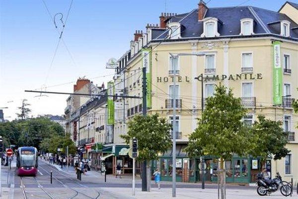Campanile Dijon Centre - Gare - фото 23