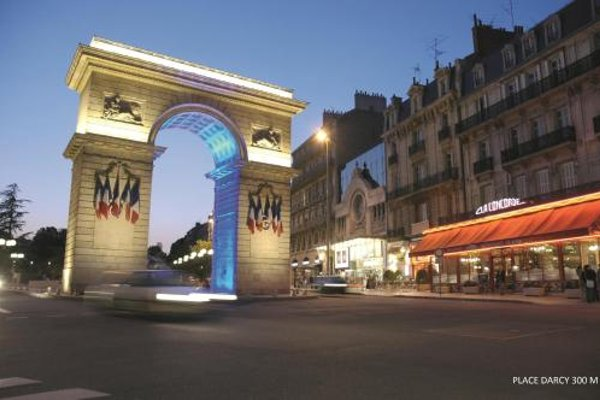 Hotel Montchapet Dijon Centre - фото 17
