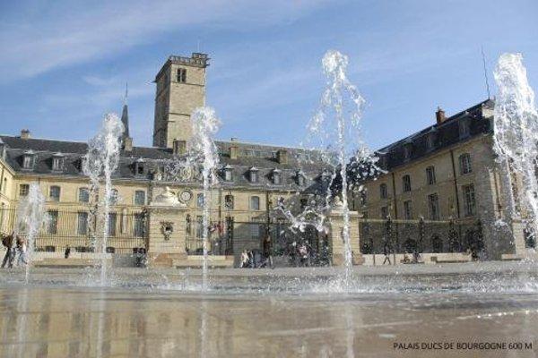 Hotel Montchapet Dijon Centre - фото 18