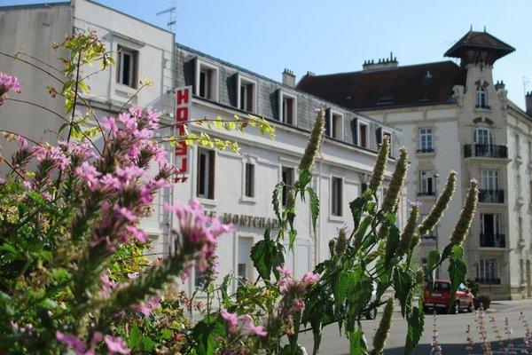 Hotel Montchapet Dijon Centre - фото 19