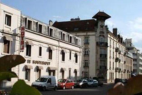 Hotel Montchapet Dijon Centre - фото 22
