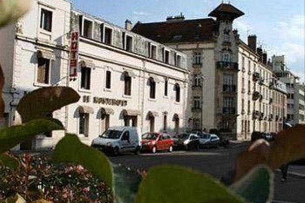 Hotel Montchapet Dijon Centre - фото 23