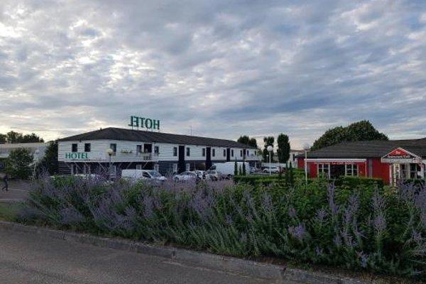 Fasthotel Dijon Nord - 22