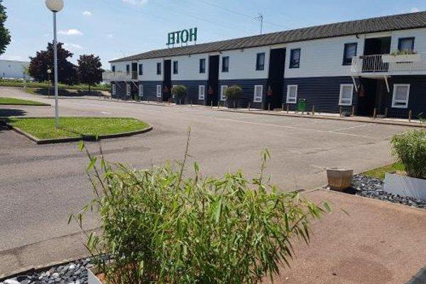 Fasthotel Dijon Nord - 23