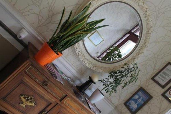 Hotel Le Jacquemart - фото 16
