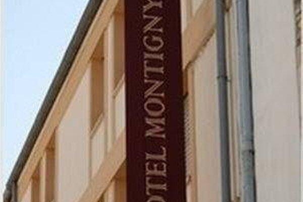 Hotel Montigny - 22