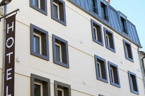 Hotel Montigny - 23