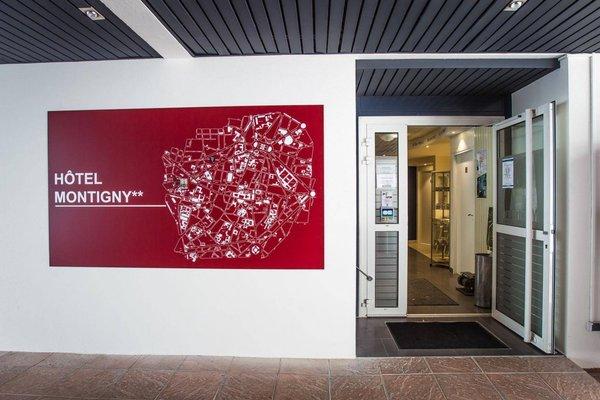 Hotel Montigny - 6