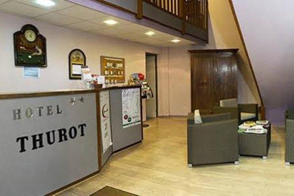Hotel le Thurot - фото 16