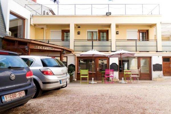 Hotel le Thurot - фото 21