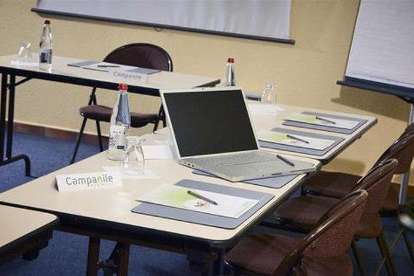 Campanile Haguenau - фото 18