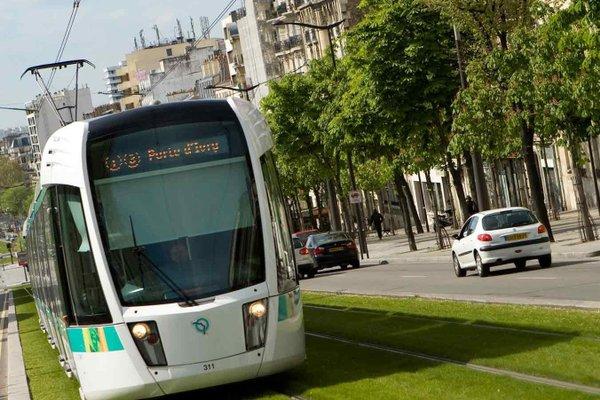 Novotel Suites Paris Issy Les Moulineaux - фото 20