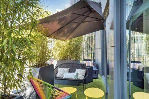 Novotel Suites Paris Issy Les Moulineaux - фото 21