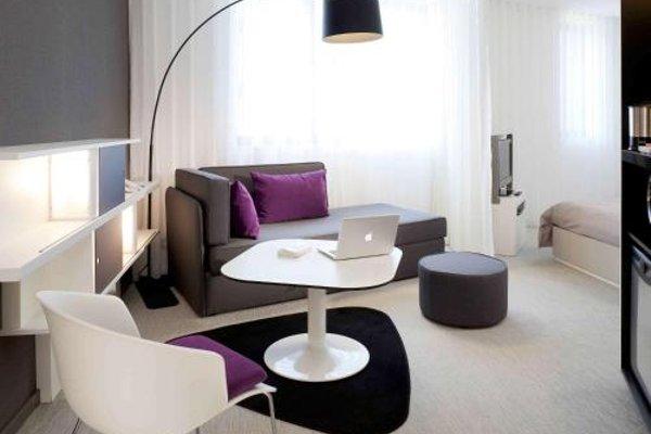Novotel Suites Paris Issy Les Moulineaux - фото 5