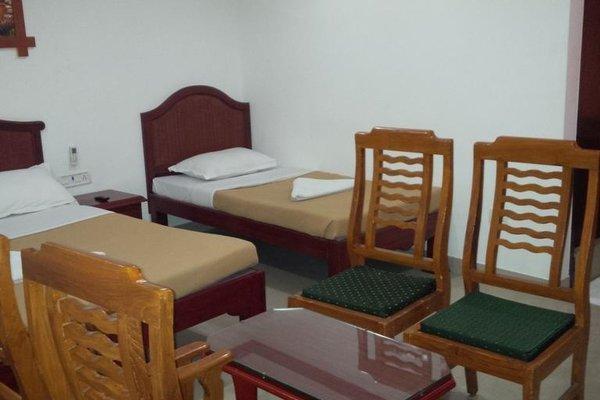 Hotel Thoiba Residency - фото 3