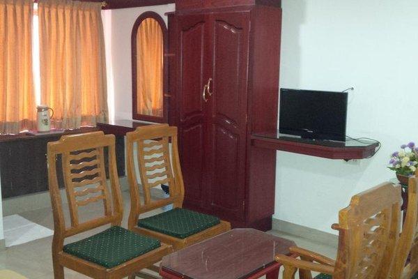 Hotel Thoiba Residency - фото 5