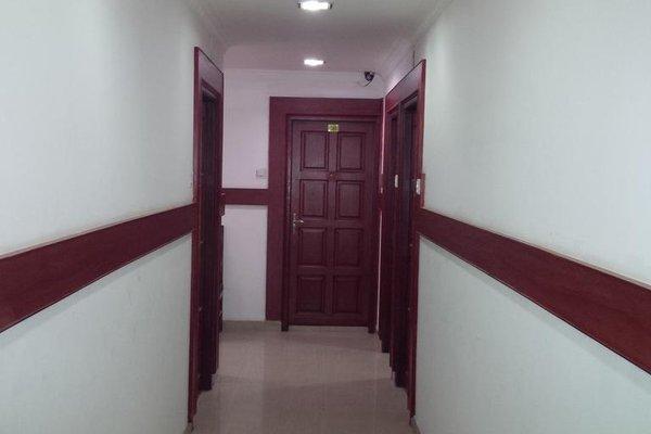 Hotel Thoiba Residency - фото 8