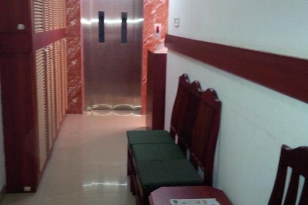 Hotel Thoiba Residency - фото 9