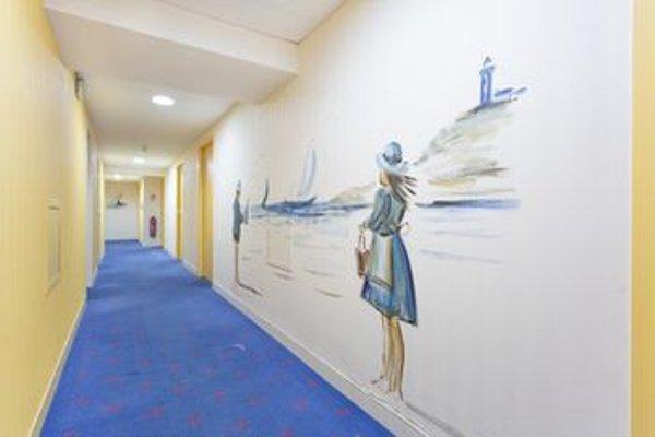 Hotel Les Gens De Mer Le Havre by Popinns - 17