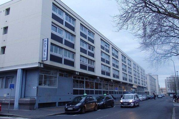 Hotel Les Gens De Mer Le Havre by Popinns - 22